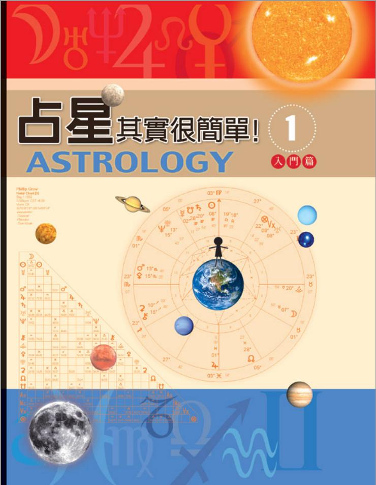 占星其实很简单(入门篇)